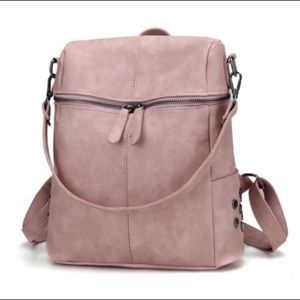 Handbags - 🌸 JUST IN!!! 👏🏼 Blush Mini Backpack!